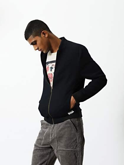 2cd8820586ee8 Jackets for Men - Shop for Mens Jacket Online in India   Myntra