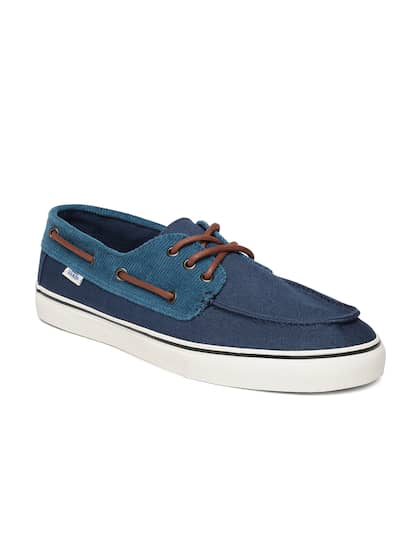 0fa37cd3550 Vans. Men Chauffeur SF Boat Shoes