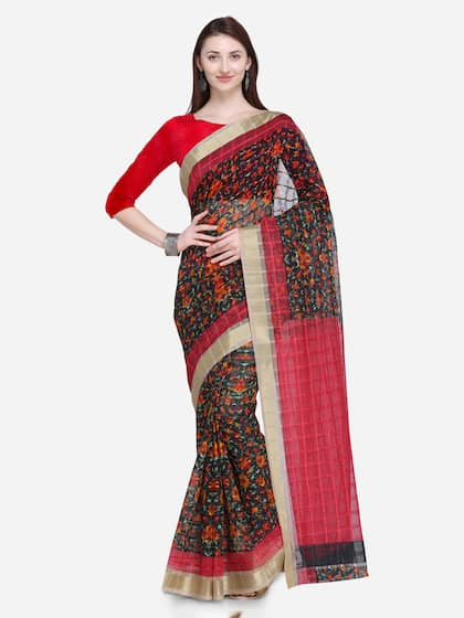 7bcadeb987 Supernet Sarees Saree Blouse Printed - Buy Supernet Sarees Saree ...