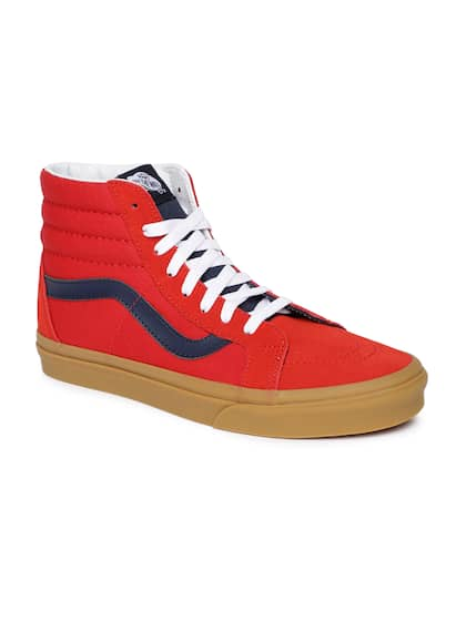 d4fb0e7bfb Vans - Buy Vans Footwear, Apparel & Accessories Online | Myntra