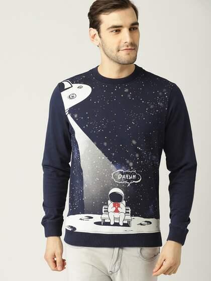 312fae3bd Sweatshirts For Men - Buy Mens Sweatshirts Online India