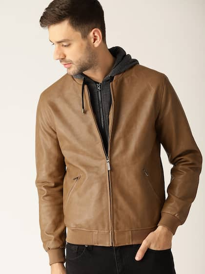 UCB Jacket - Buy United Colors of Benetton Jackets   Coats   Myntra c695ad23a196