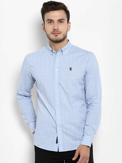 a6a5a3a0 Shirts for Men - Buy Mens Shirt Online in India | Myntra