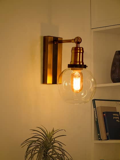 Wall Lamps Lights Decorative Myntra