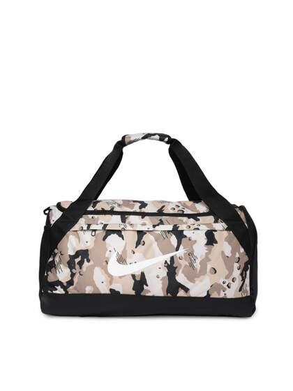 Nike. Unisex Camouflage Duffel Bag 1bcbf3230abcb