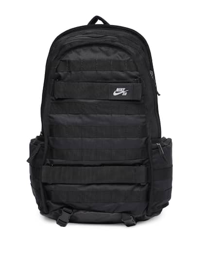 Nike Men Black Solid SB RPM Backpack 1b9f53d354cda