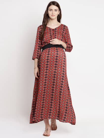 d98a6e51a4a Maternity Dresses - Buy Pregnancy Dress Online in India
