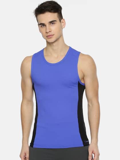 3a5ade2d0854d Calvin Klein Innerwear Vests - Buy Calvin Klein Innerwear Vests ...
