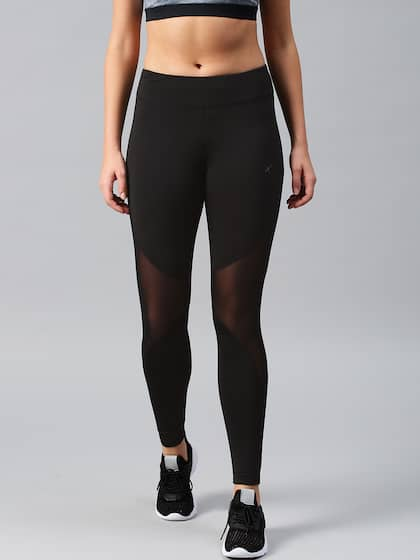 d0a1e735d HRX by Hrithik Roshan. Women Rapid Dry Cropped Tights