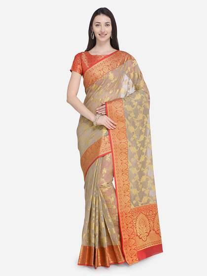 1d9969a833 Supernet Sarees Traditional - Buy Supernet Sarees Traditional online ...