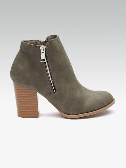 86b9e862de Womens Boots - Buy Boots for Women Online in India | Myntra