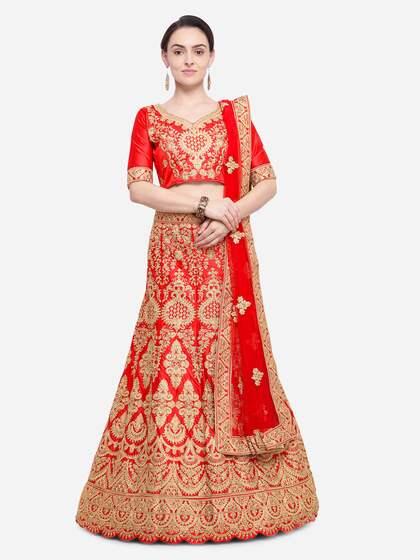 1672c8306 Aasvaa Lehenga Choli - Buy Aasvaa Lehenga Choli online in India