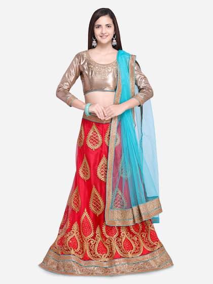 9a0a653ae2b Aasvaa Lehenga Choli - Buy Aasvaa Lehenga Choli online in India