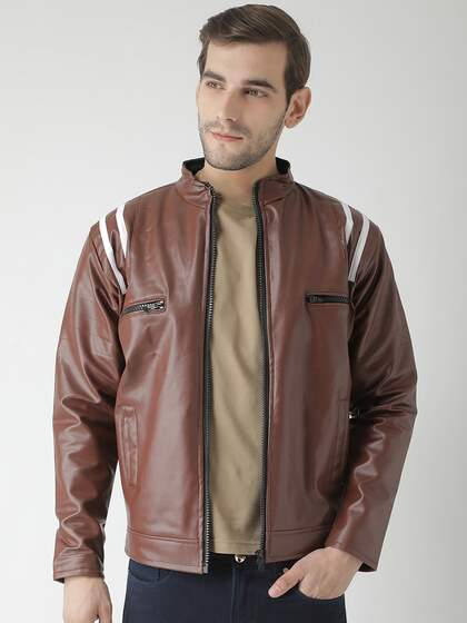 Biker Jackets - Buy Biker Jacket Online in India   Myntra 1ed030e4be