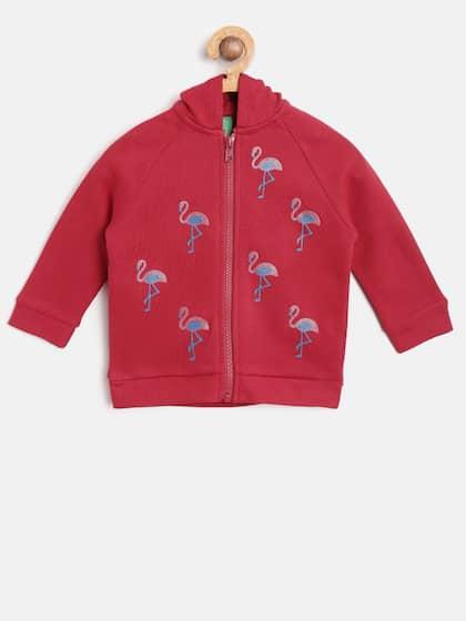 264b245d699 United Colors of Benetton. Girls Printed Sweatshirt