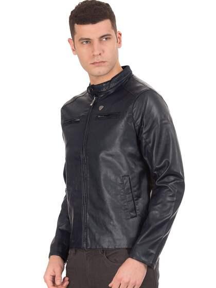 9da8b27661f Biker Jackets - Buy Biker Jacket Online in India