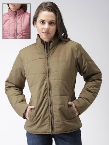 2079f5f616 Women Reversible Jacket - Buy Women Reversible Jacket online in India