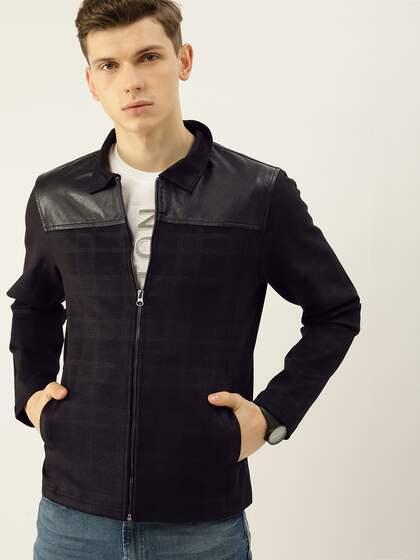 e7a269d99 UCB Jacket - Buy United Colors of Benetton Jackets & Coats | Myntra