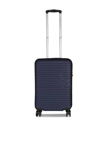 8db1a50b23 United Colors of Benetton. Unisex Cabin Trolley Suitcase