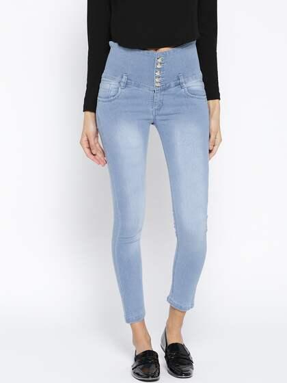 Purple Jeans - Buy Purple Jeans Online in India b514b38dd