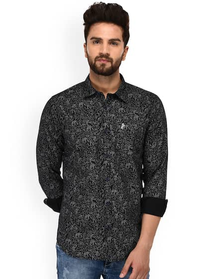 68083a277c4 Casual Shirts for Men - Buy Men Casual Shirt Online in India