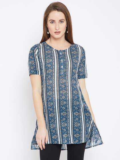 24254ceb9cf Tunics for Women - Buy Tunic Tops For Women Online in India
