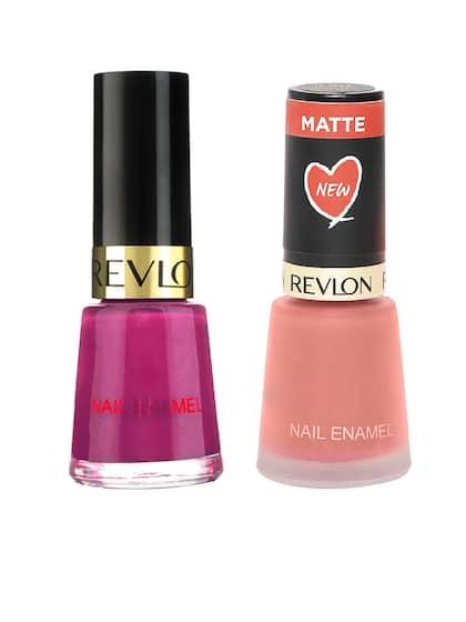 Revlon Nail Polish - Buy Revlon Nail Polish Online | Myntra