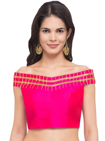 bb01b0eca Blouses - Shop for Designer Blouse Online in India | Myntra
