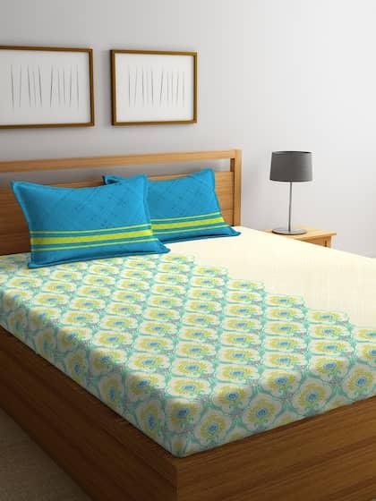 Bedsheets - Buy Double & Single Bedsheets Online in India