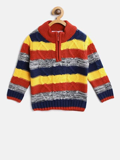Boys Sweaters Buy Sweaters For Boys Online In India