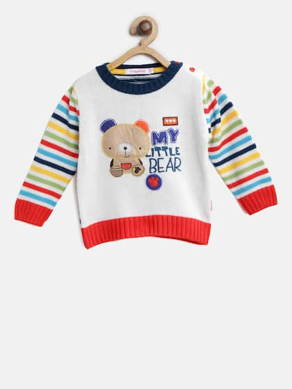 a4b24420c Boys Sweaters- Buy Sweaters for Boys online in India