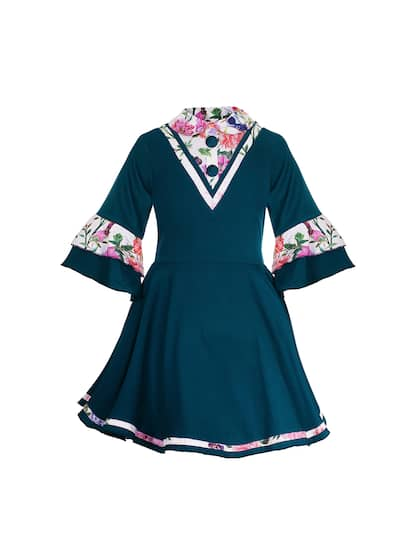 921aab33e14 Girls Dresses - Buy Frocks & Gowns for Girls Online | Myntra