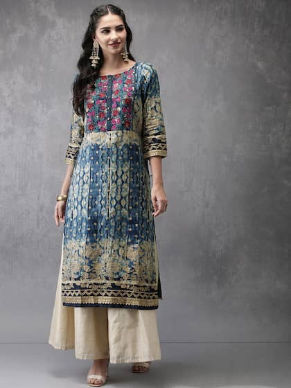 55da3bd97b Ladies Kurtas - Buy Kurtas for Women Online in India