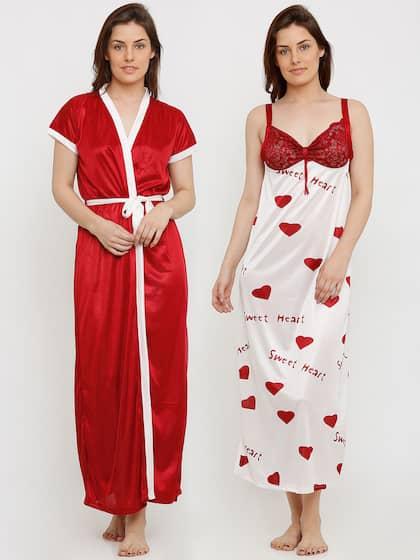 79e6d795bf Women Loungewear   Nightwear - Buy Women Nightwear   Loungewear ...