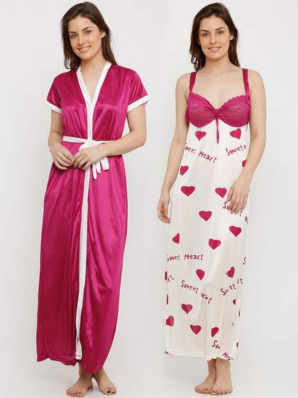 Night Dresses - Buy Night Dress   Nighty for Women   Girls Online 89a32c2a6