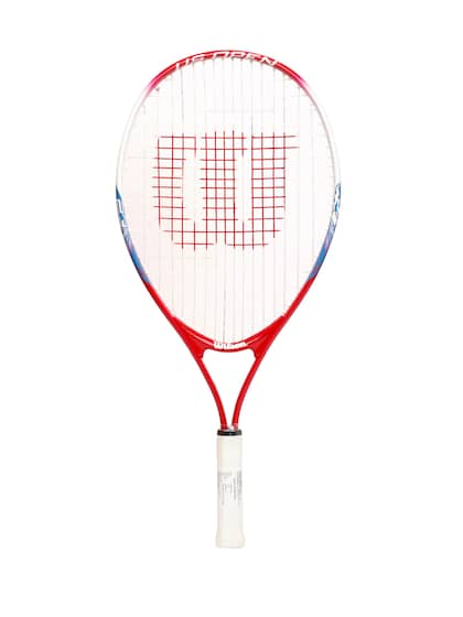 Wilson Kids Red Us Open Junior 23 Tennis Racquet