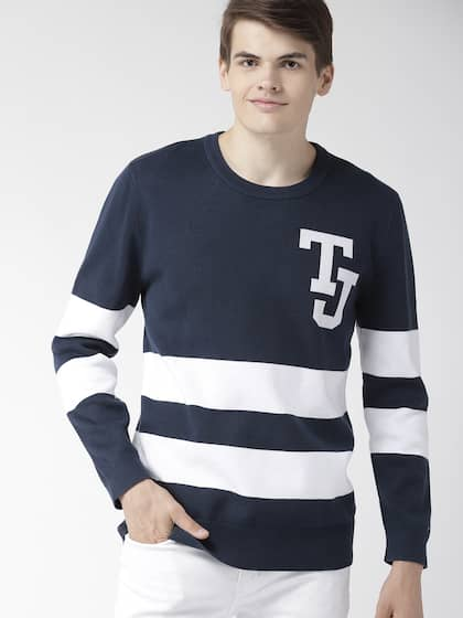 Rørig Tommy Hilfiger Sweaters - Buy Tommy Hilfiger Sweaters online in India UB-16