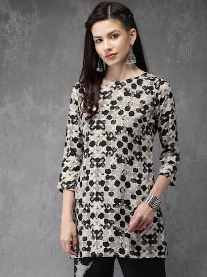 743b4e09c9a901 Short Kurtis - Buy Short Kurti For Women Online in India
