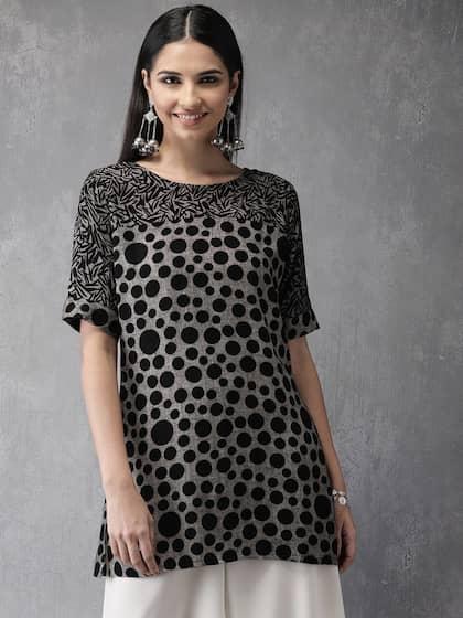 8c01f3f4a8 Short Kurtis - Buy Short Kurti For Women Online in India