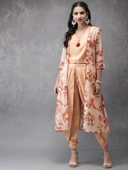 5f2d334978 Dhoti Pants - Buy Dhoti Pant for Men & Women Online | Myntra