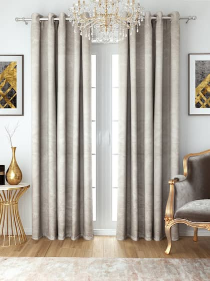 Curtains Sheers Buy Curtain Sheer Online In India Myntra