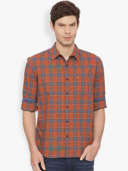 34f7d417 Basics Cotton Shirts - Buy Basics Cotton Shirts online in India