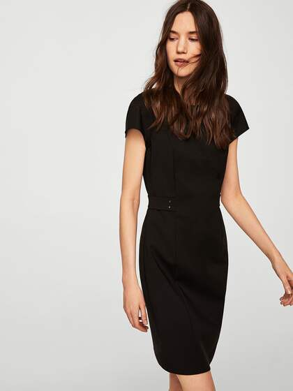 bb53edfa Black Dress - Buy Black Dresses For Women in India | Myntra