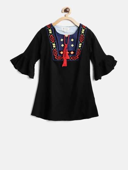 eab7852494f03c Girls Tops - Buy Stylish Top for Girls Online in India