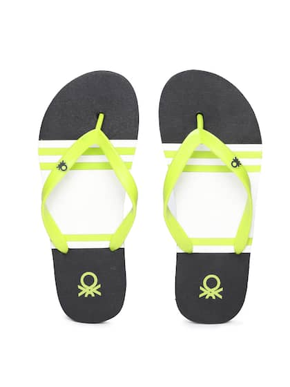 9b22f00a181dd United Colors Of United Colors Of Benetton Flip Flops Jackets - Buy ...