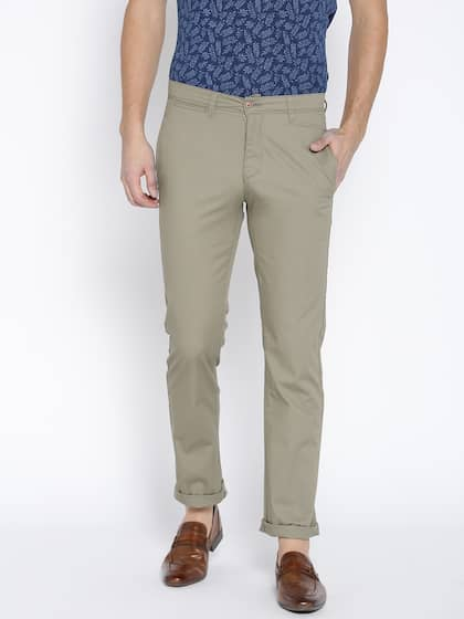 b4ff51adbbd Wills Lifestyle Trousers - Buy Wills Lifestyle Trousers Online in India