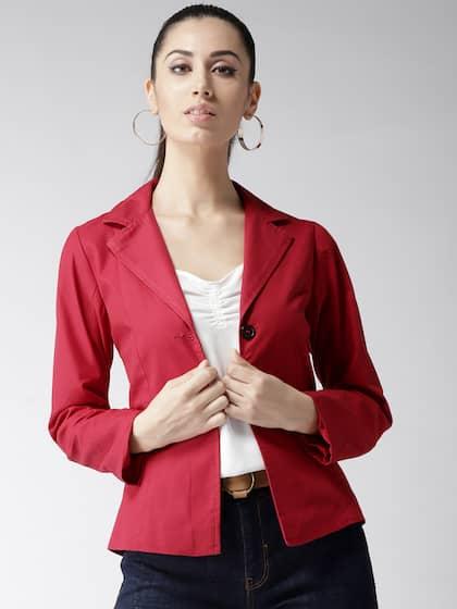 Blazers Buy Blazer Online At Best Price In India Myntra