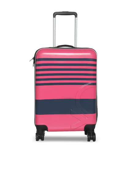 e8132a7f0d United Colors of Benetton. Unisex Cabin Trolley Suitcase