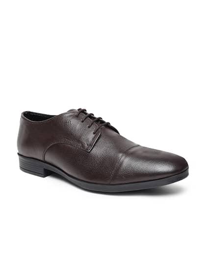 30a81904b7 Formal Shoes For Men - Buy Men's Formal Shoes Online   Myntra
