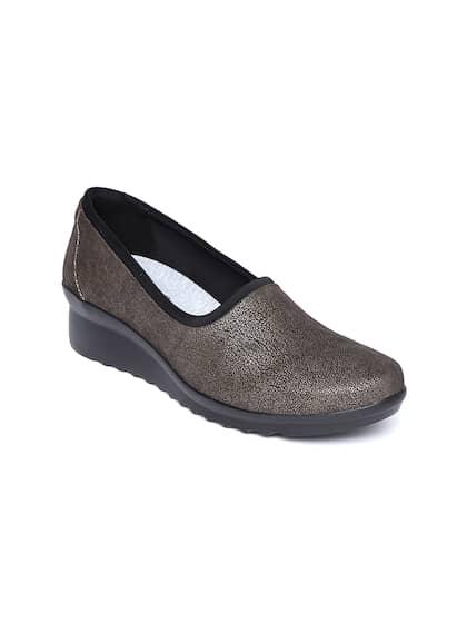 f44a73c2565 Clarks Wedges Heels - Buy Clarks Wedges Heels online in India